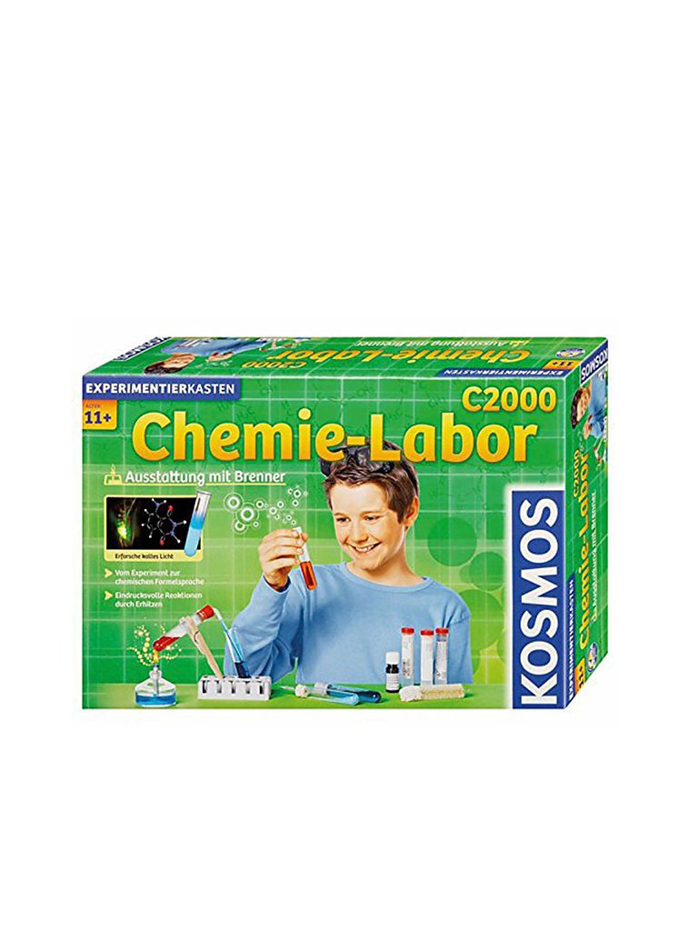 KOSMOS Chemielabor C 2000
