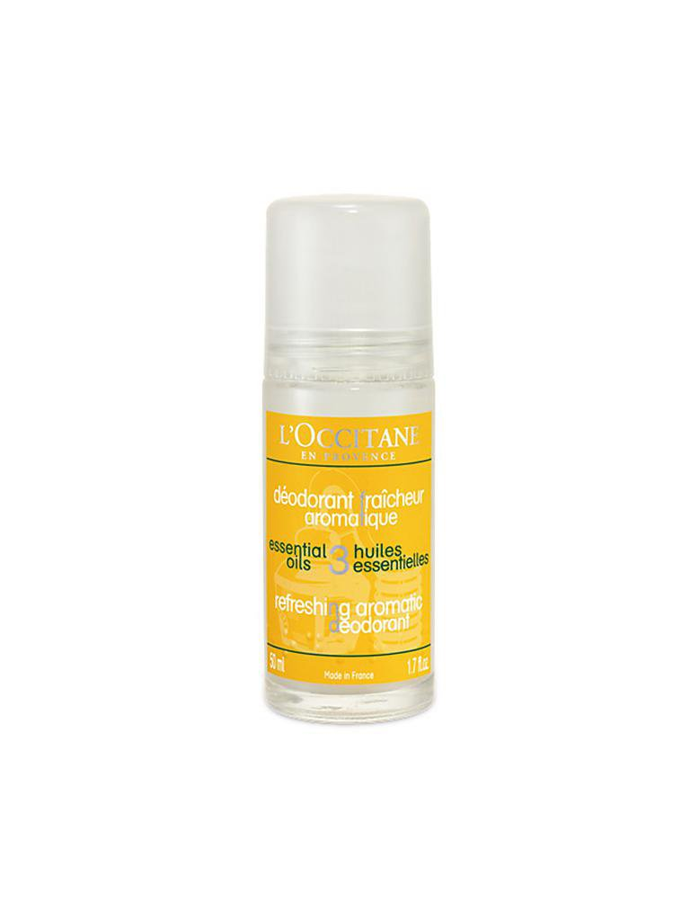 L'OCCITANE | Aromachologie Frische-Deo 50ml | transparent