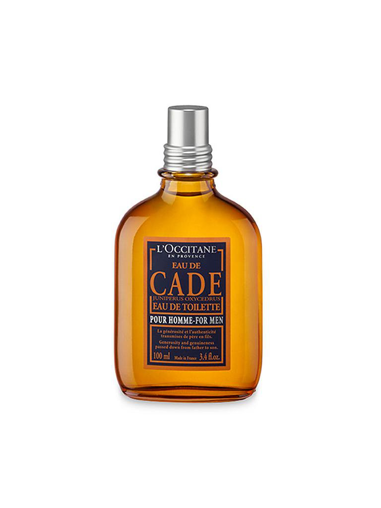 L'OCCITANE | Cade Eau de Toilette 100ml | transparent