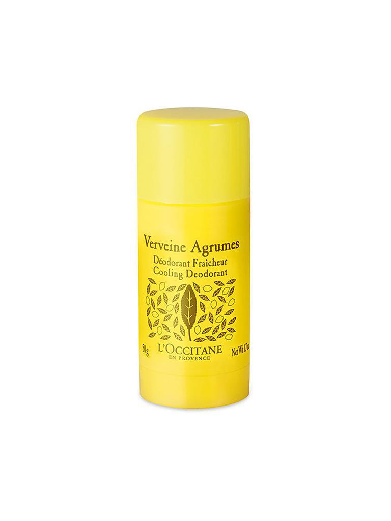 L'OCCITANE | Citrus Verveine Deostick 50ml | transparent
