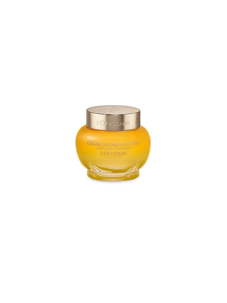 L'OCCITANE | Divine Crememaske 65ml | transparent