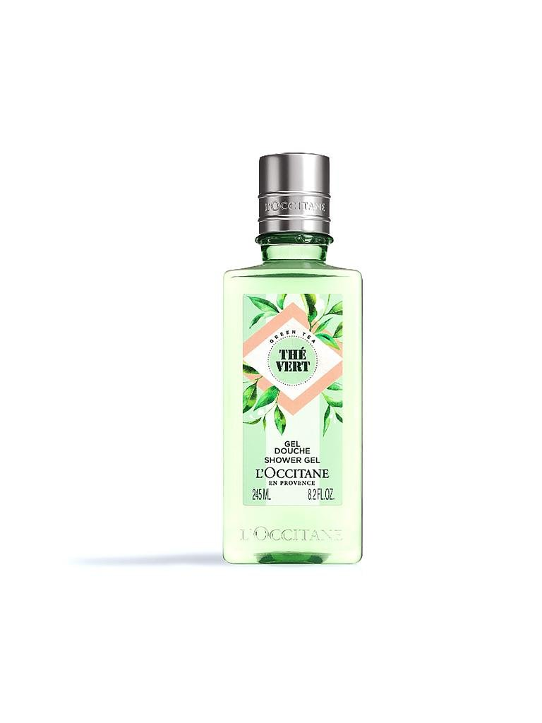 L'OCCITANE | Green Tea Duschgel 245ml | transparent
