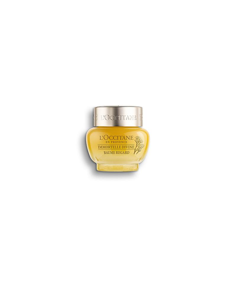 L'OCCITANE | Immortelle Divine Augenbalsam 15ml | transparent