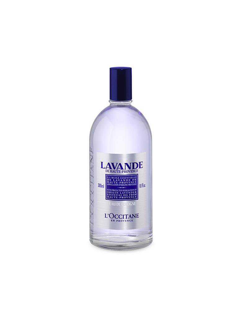 L'OCCITANE | Lavendel Eau De Cologne 300ml | transparent