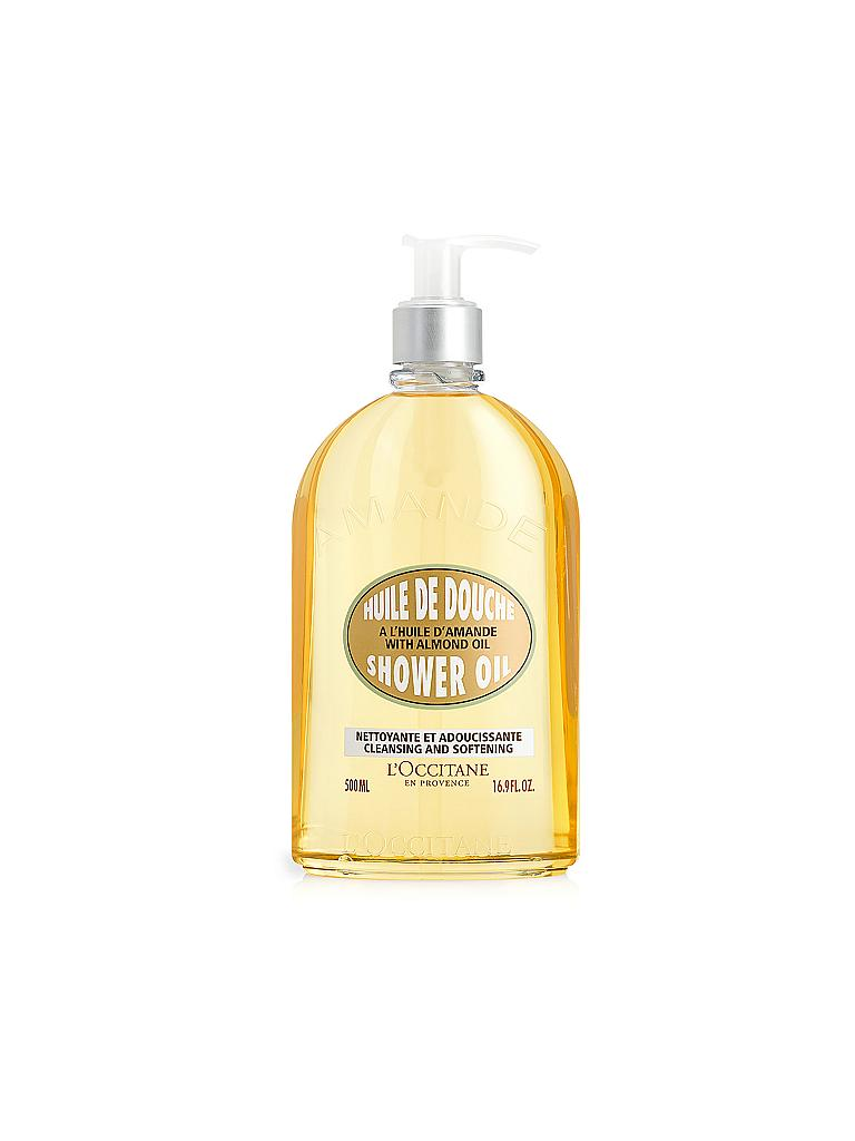 L'OCCITANE | Mandel Duschöl 500ml | transparent
