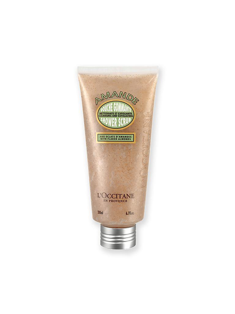 L'OCCITANE | Mandel Duschpeeling 200ml | transparent