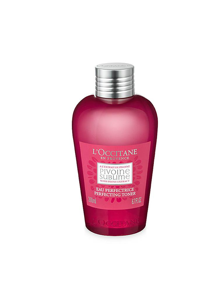 L'OCCITANE | Pfingstrose Gesichtswasser 200ml | transparent