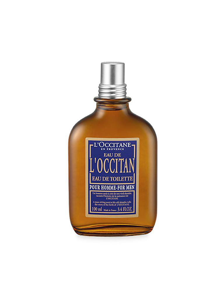 L 39 occitane pour homme eau de toilette 100 ml transparent - L eau des toilettes remonte ...