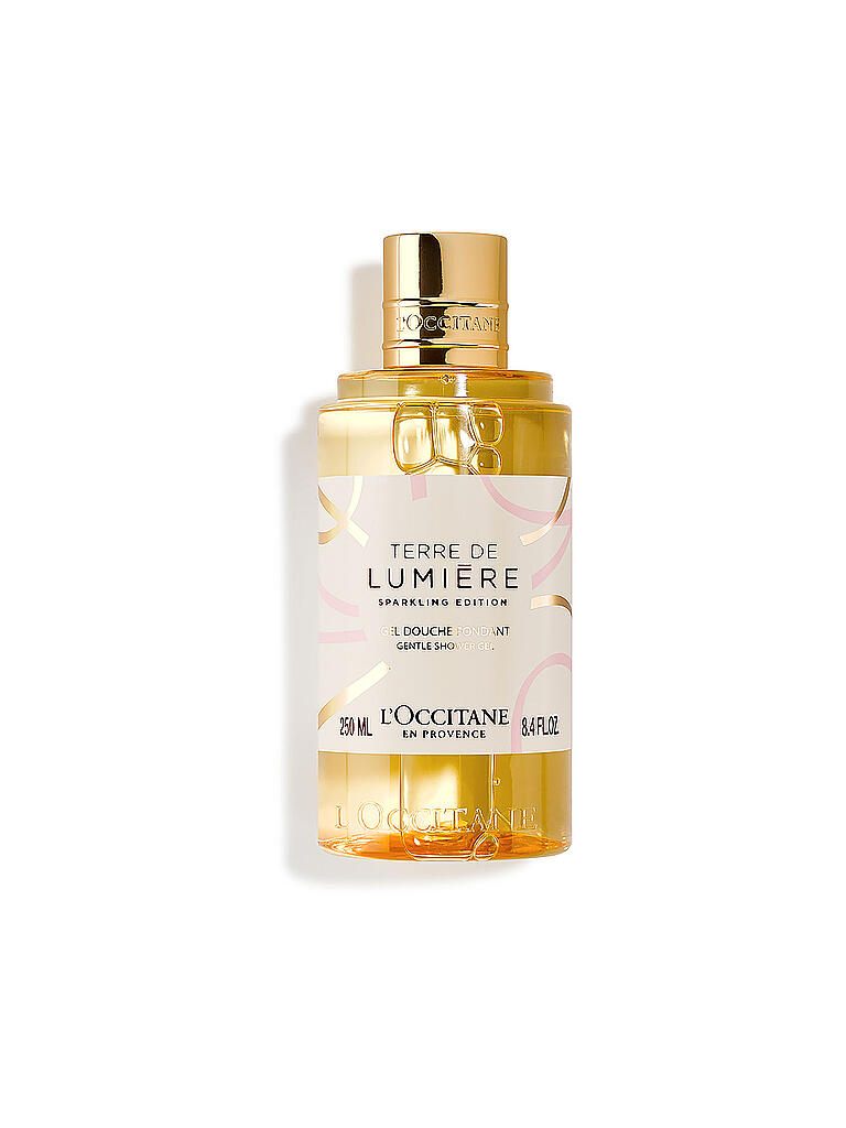 L'OCCITANE | Terre de Lumiere Duschgel 250ml | transparent