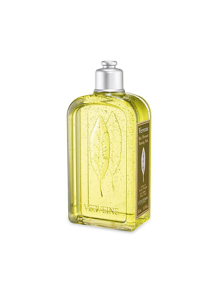 L'OCCITANE | Verveine Schaumbad 500ml | transparent