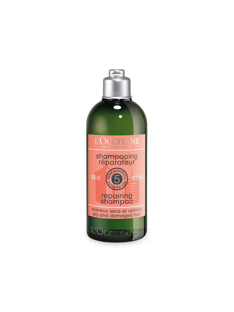 L'OCCITANE | Aromachologie Repair Shampoo 300ml | transparent