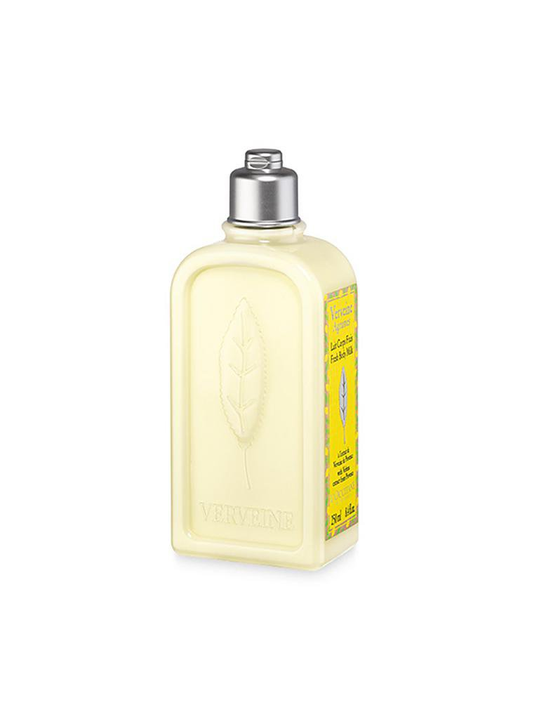 L'OCCITANE | Citrus Verbene Körpermilch 250ml  | transparent