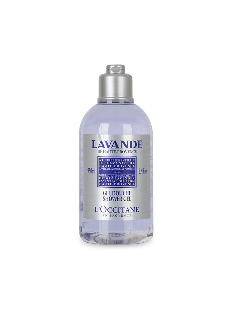 L'OCCITANE | Lavendel Duschgel 250ml  | transparent