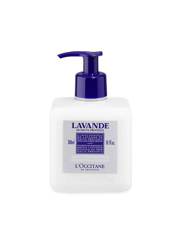 L'OCCITANE | Lavendel Handlotion 300ml | transparent