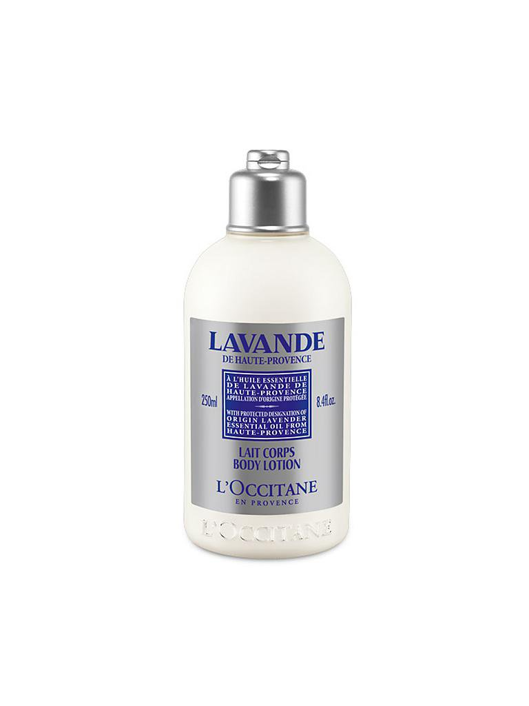L'OCCITANE | Lavendel Körpermilch 250ml | transparent