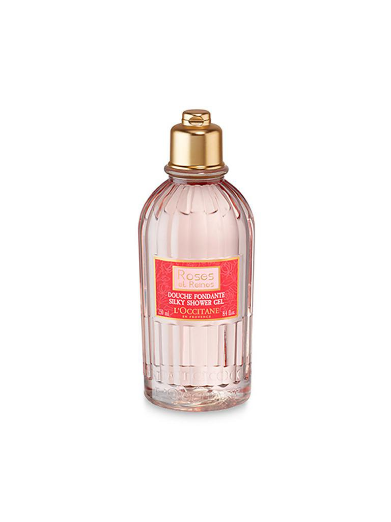 L'OCCITANE | Rose Duschgel 250ml | transparent
