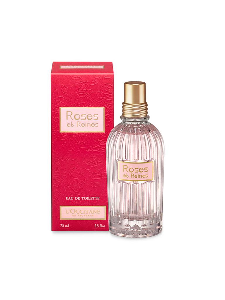 "L'OCCITANE | Rose Eau De Toilette ""Jardin Secret"" 75ml 