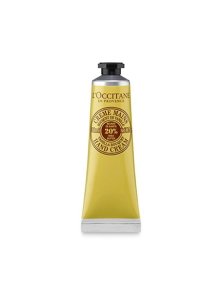 L'OCCITANE | Shea Vanille Handcreme 30ml | transparent