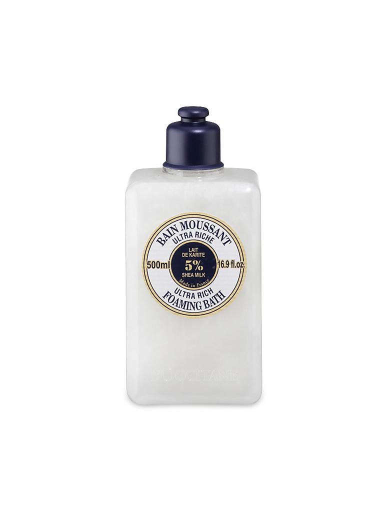 L'OCCITANE | Sheabutter Cremebad Milch 500ml | transparent