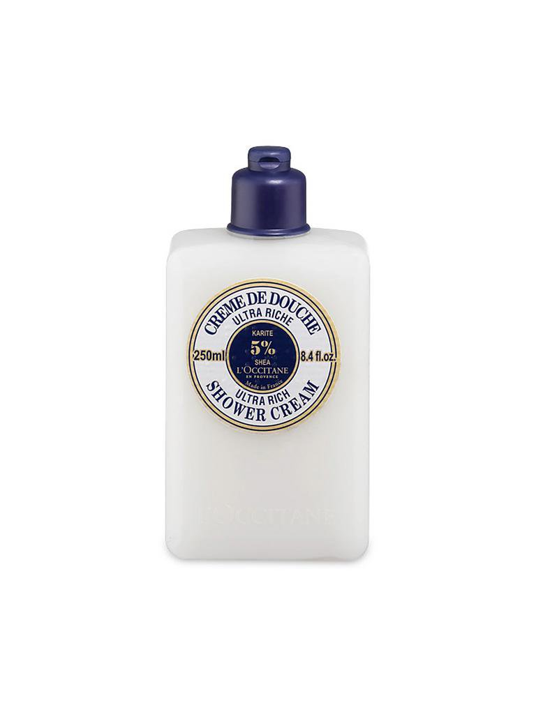 L'OCCITANE | Sheabutter Ultra Rich Duschcreme Milch 250ml | transparent