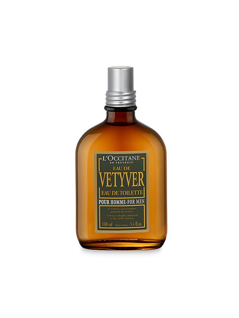 L'OCCITANE | Vetyver Eau De Toilette 100ml | transparent