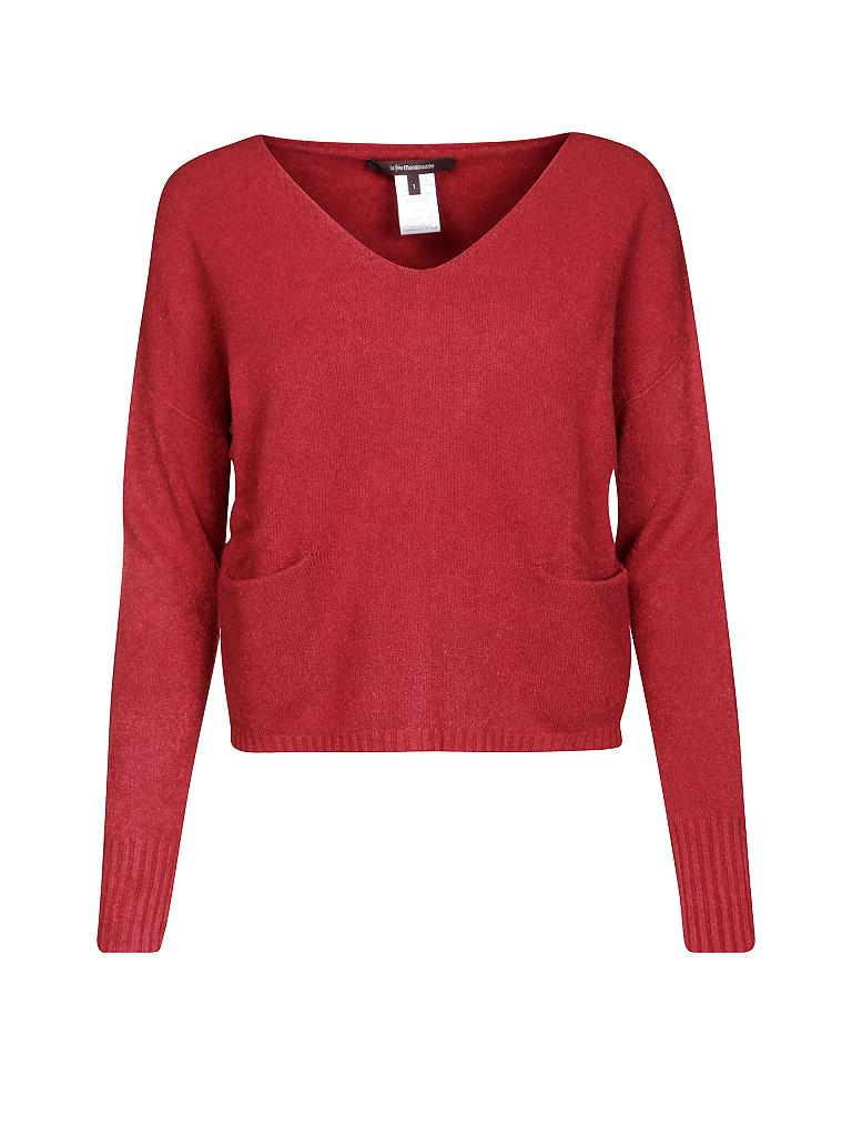 LA FEE MARABOUTEE | Pullover  | rot