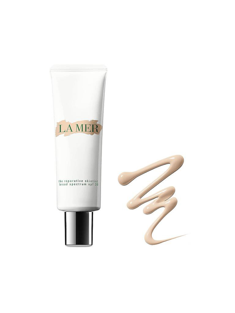 LA MER | The Reparative Skin Tint SPF30 (02 Light) 40ml | beige