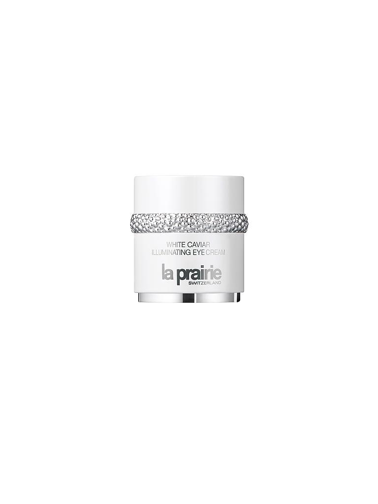 la prairie augencreme white caviar illuminating eye cream 20ml transparent. Black Bedroom Furniture Sets. Home Design Ideas