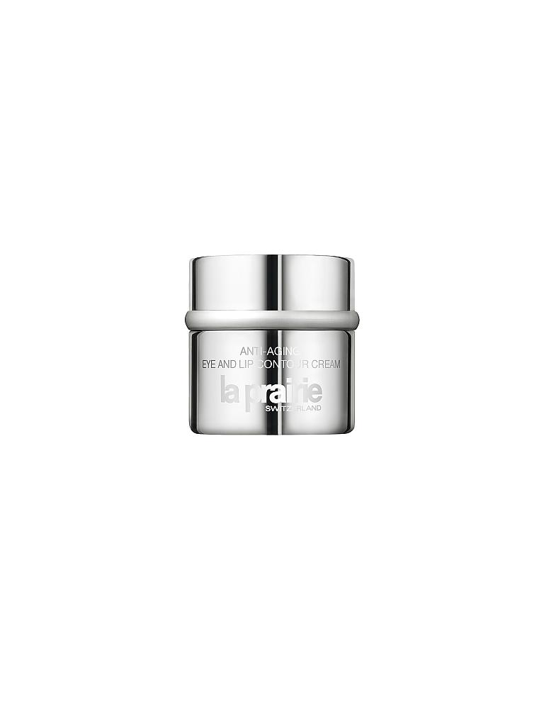 la prairie augencreme anti aging eye and lip contour cream 20ml transparent. Black Bedroom Furniture Sets. Home Design Ideas
