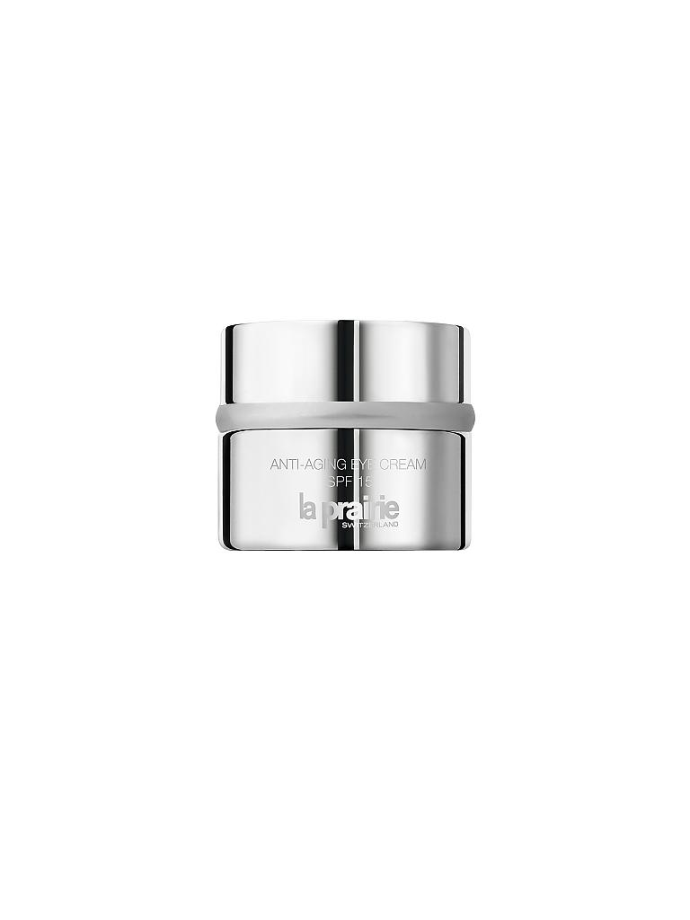 la prairie augencreme anti aging eye cream spf15 15ml transparent. Black Bedroom Furniture Sets. Home Design Ideas