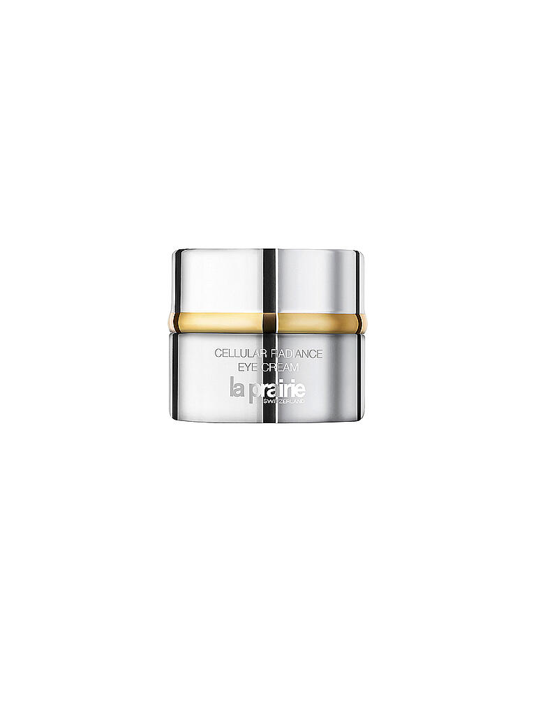 la prairie augencreme cellular radiance eye cream 15ml transparent. Black Bedroom Furniture Sets. Home Design Ideas