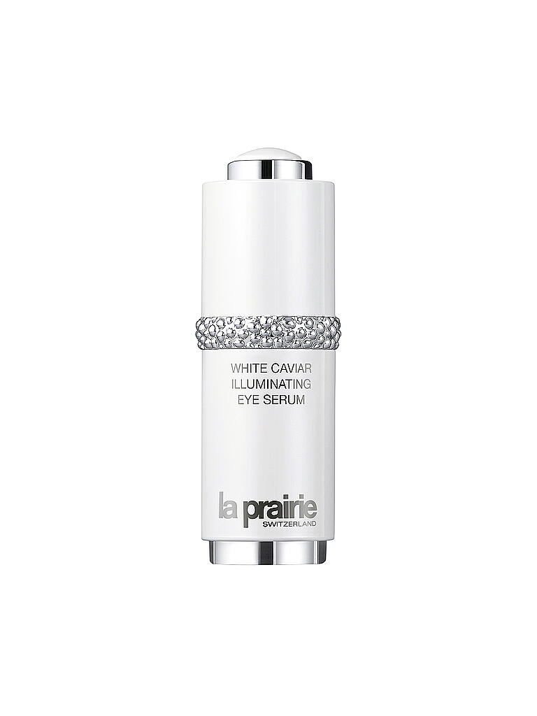 la prairie augencreme white caviar illuminating eye serum 15ml transparent. Black Bedroom Furniture Sets. Home Design Ideas