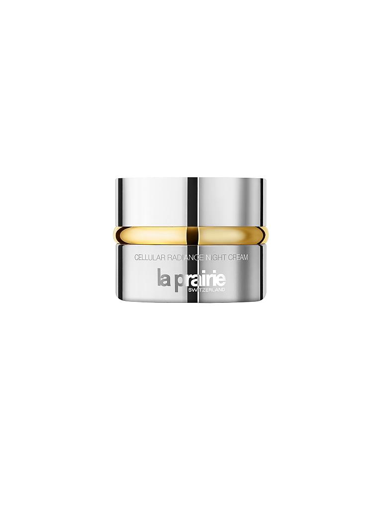 LA PRAIRIE | Gesichtscreme - Cellular Radiance Night Cream 50ml | transparent