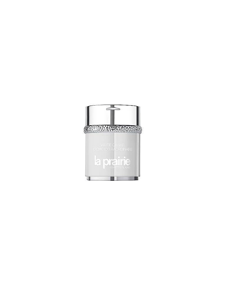 la prairie gesichtscreme white caviar creme extraordinaire 60ml transparent. Black Bedroom Furniture Sets. Home Design Ideas