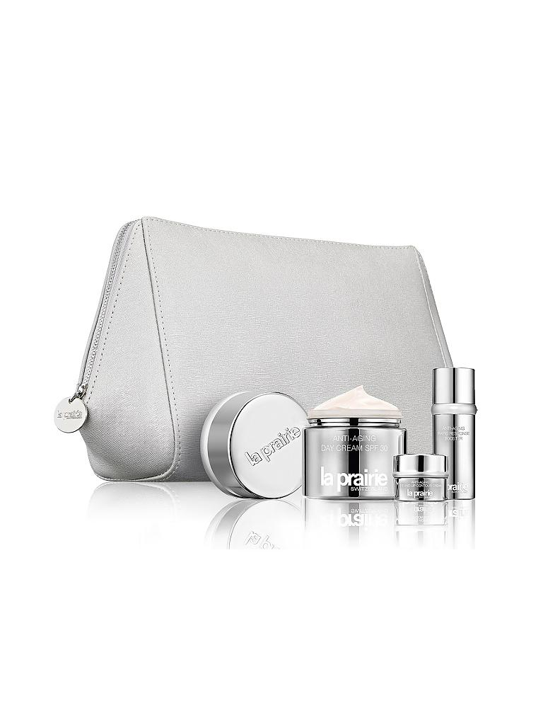 LA PRAIRIE | Gesichtspflegeset - Lineless Beauty Essentials 50ml/5ml/3ml | transparent