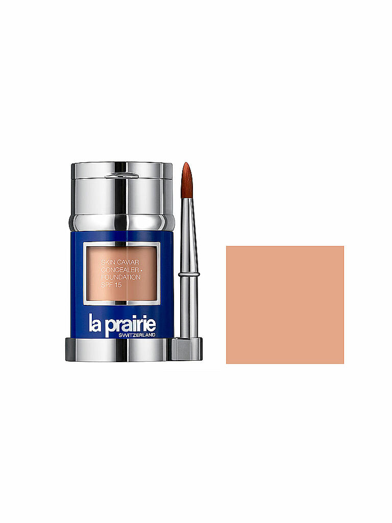 LA PRAIRIE | Make Up - Skin Caviar Concealer Foundation SPF 15 (Porcelain Blush) | beige