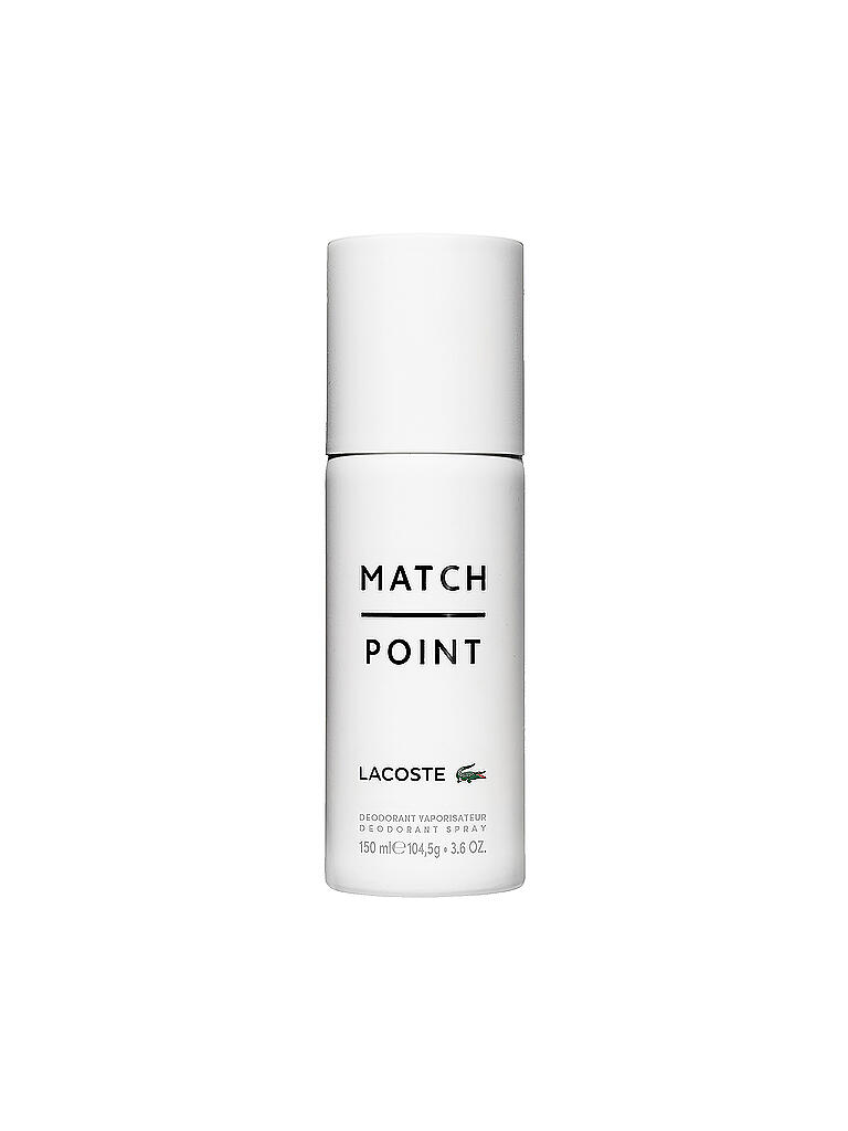 LACOSTE | Matchpoint Deodorant Spray 150ml | transparent