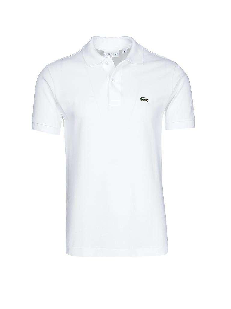 LACOSTE | Poloshirt Classic-Fit | weiß