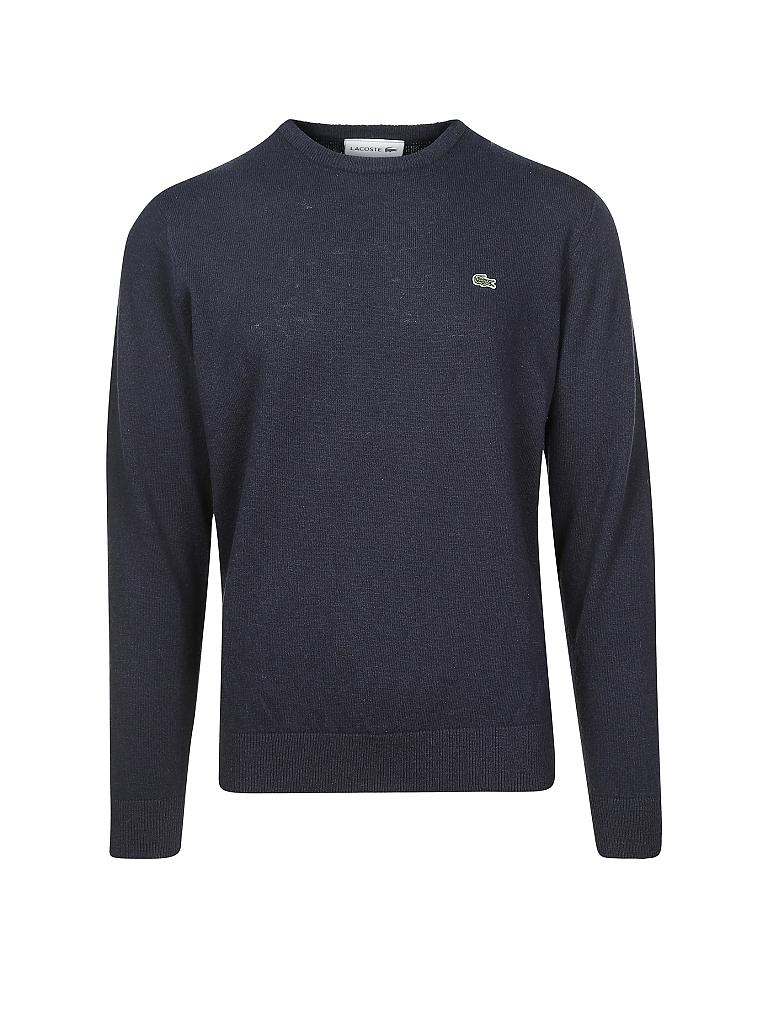 0be12cf1e310 LACOSTE Pullover rot   S