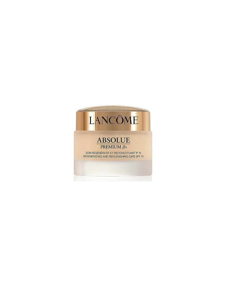 LANCÔME | Gesichtscreme - Absolue Premium BX Regenerating And Replenishing Night Cream 50ml | transparent
