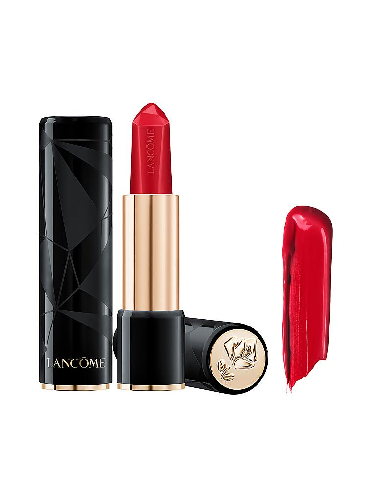 LANCÔME | Lippenstift - L'Absolu Rouge Ruby Cream (356 Black Prince Ruby) | rot