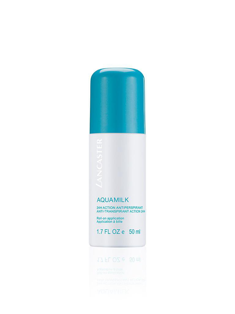 LANCASTER | Aquamilk - Deodorant Roll On 50ml | transparent