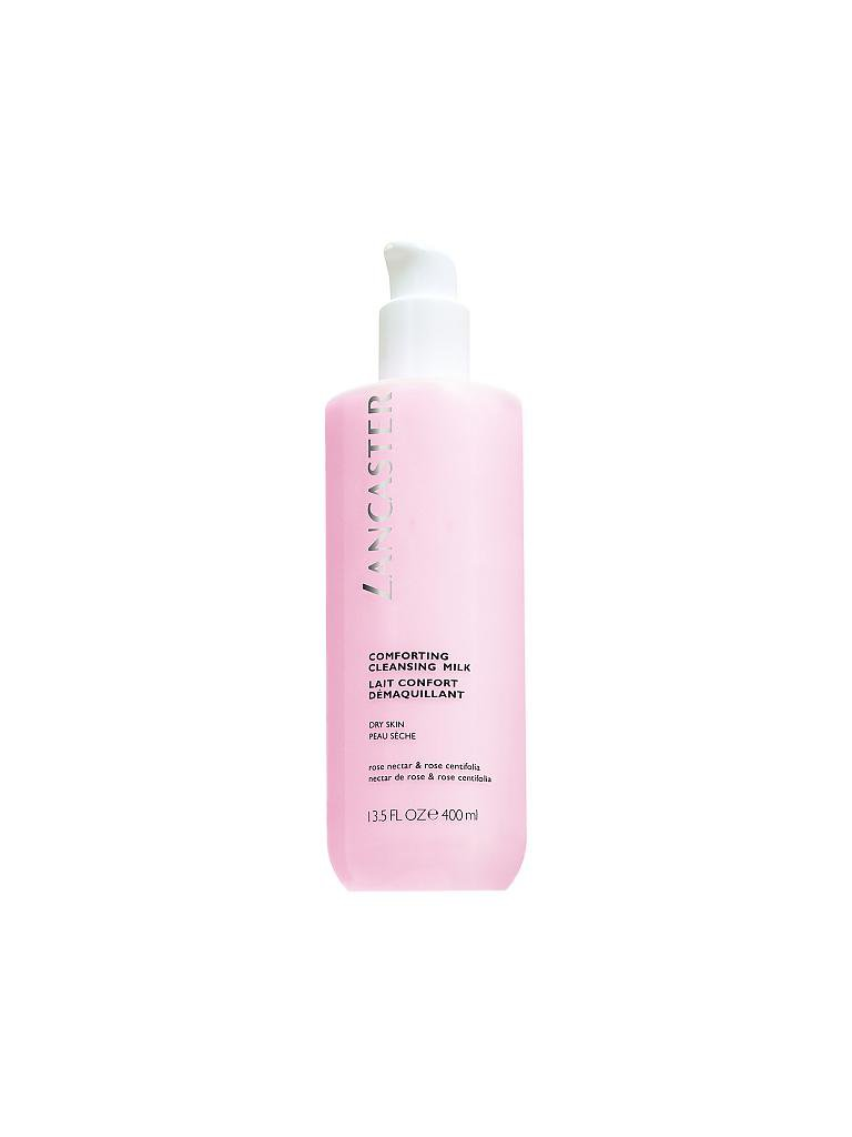 LANCASTER | Comforting Cleansing Milk 400ml | transparent