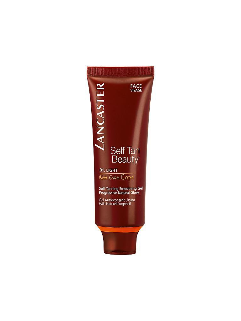 LANCASTER | Self Tan - Smoothing Gel 50ml (01 Light) | transparent