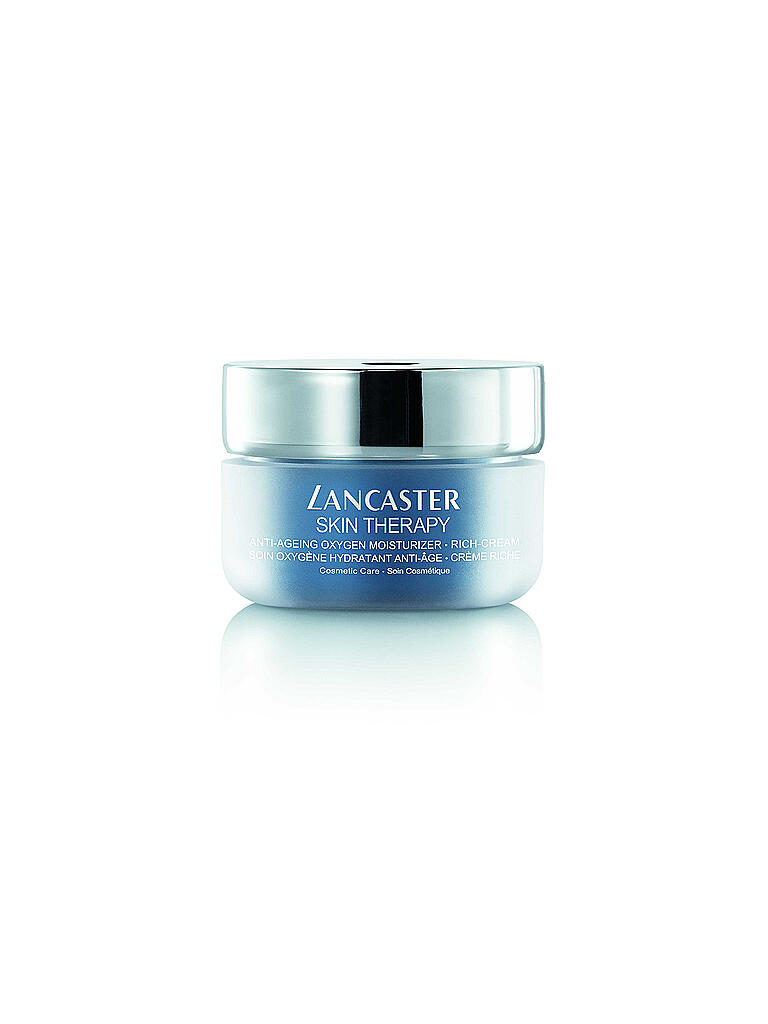 LANCASTER | Skin Therapy - Anti Aging Oxygen Rye Cream 50ml | transparent