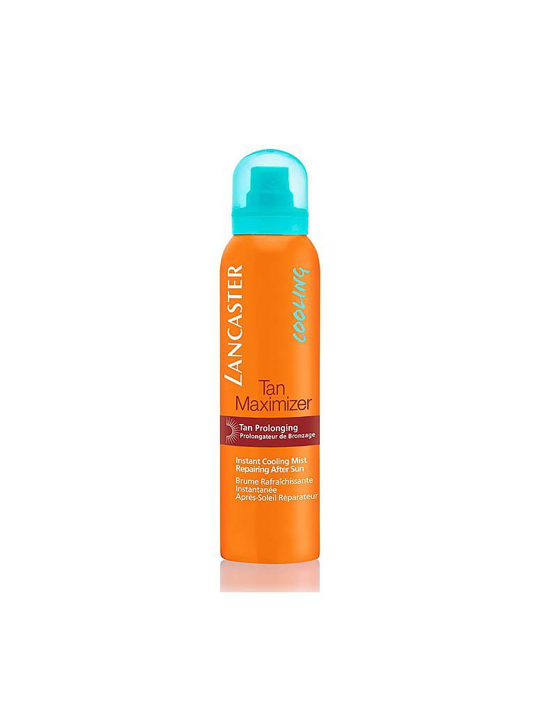 LANCASTER | Tan Maximizer - Instant Cooling Mist Body 125ml | transparent