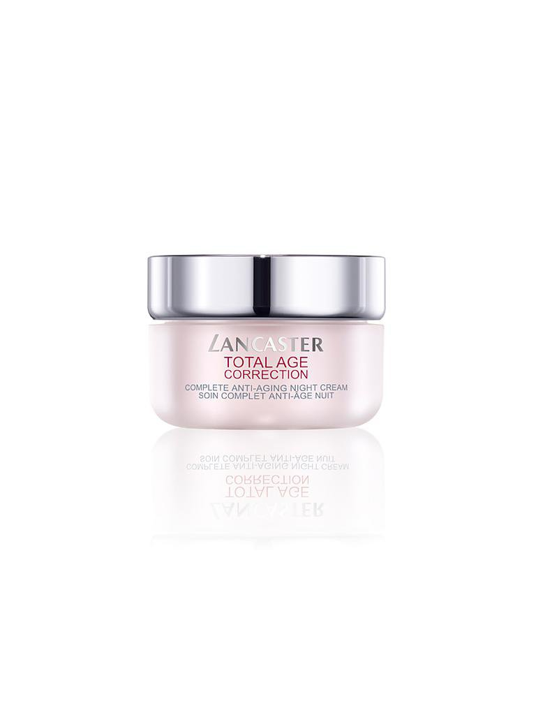 LANCASTER | Total Age Correction - Night Cream 50ml | transparent