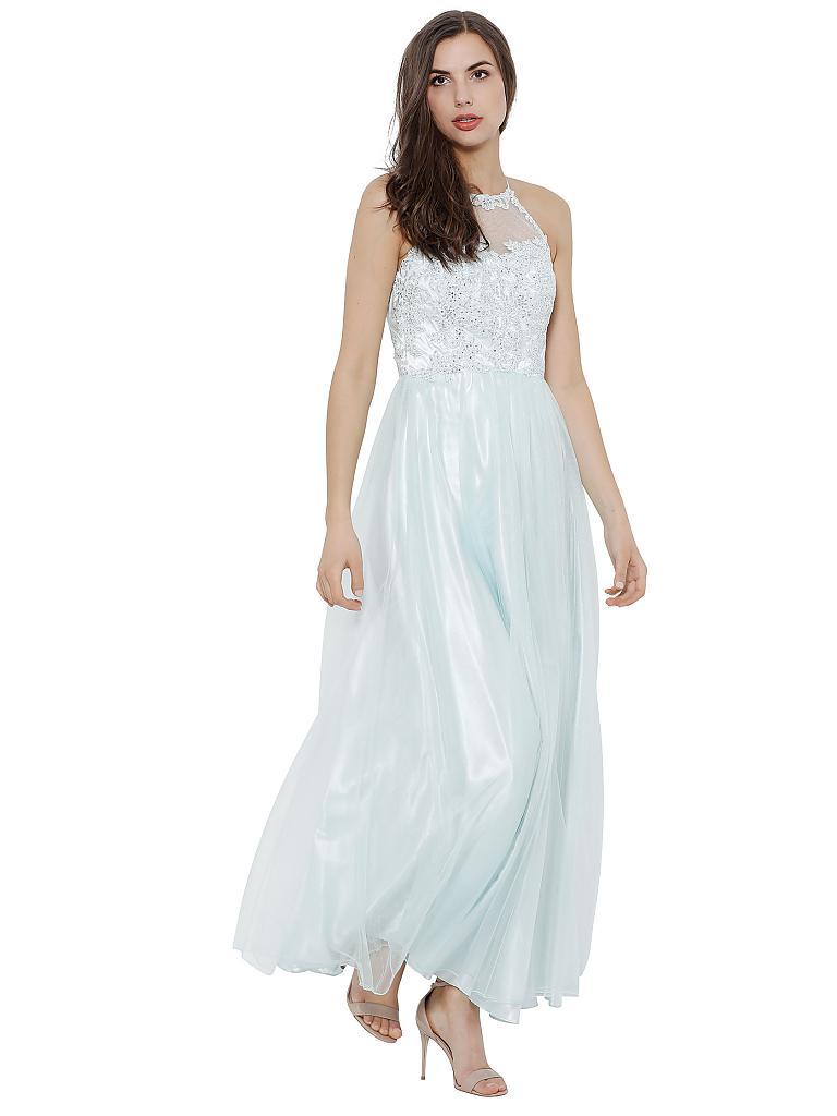 Nett Abendkleider Türkis Ideen - Brautkleider Ideen ...