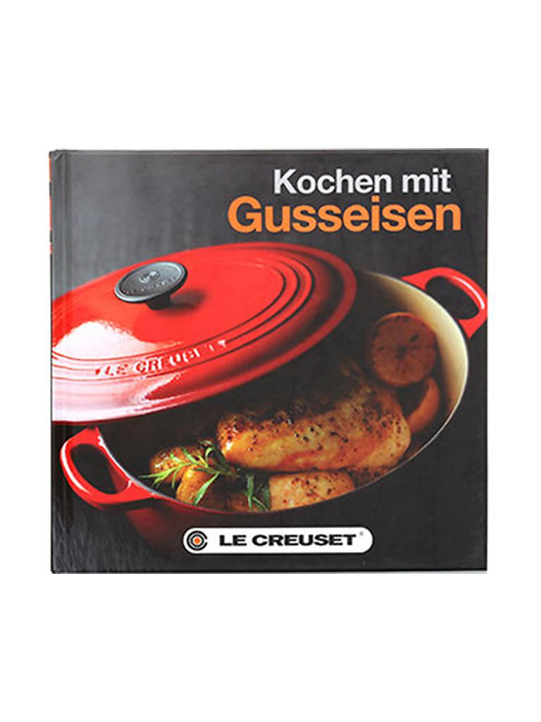 le creuset kochbuch kochen mit gusseisen transparent. Black Bedroom Furniture Sets. Home Design Ideas