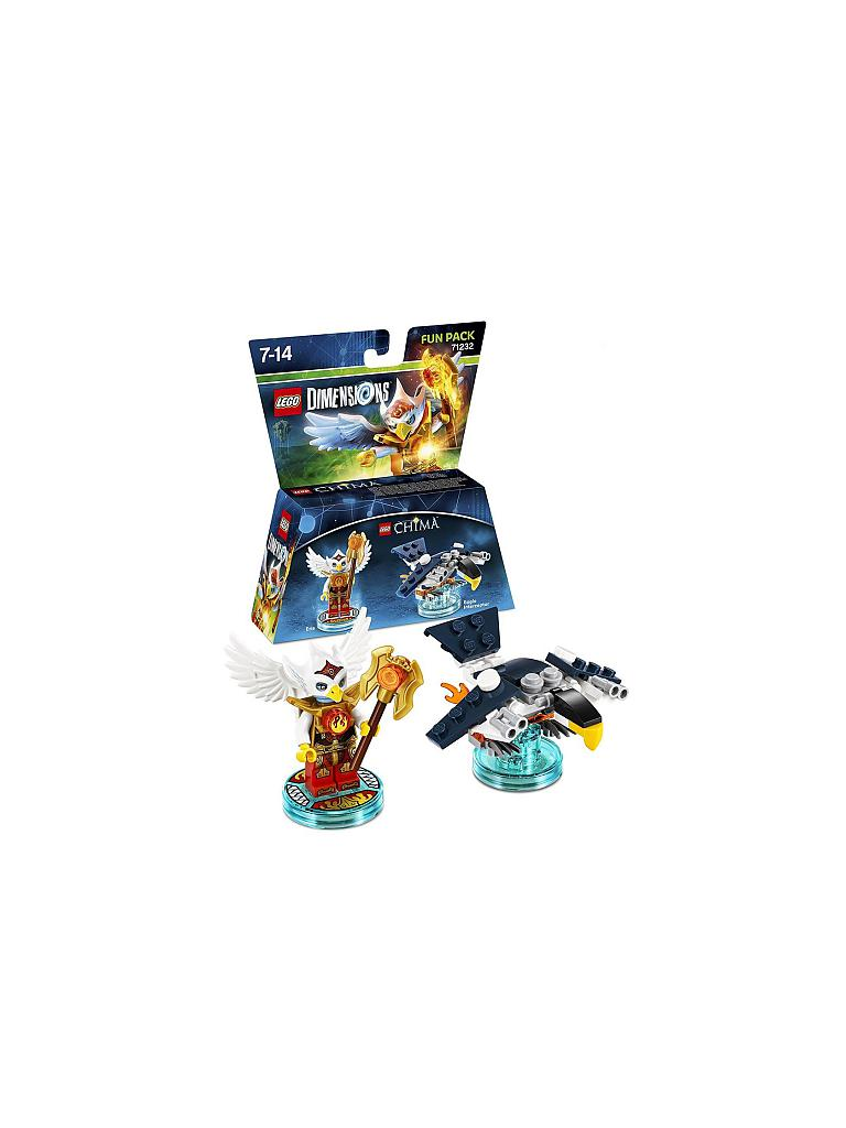 LEGO DIMENSIONS | Fun Pack - Eris | transparent